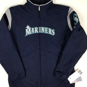 NWT mlb Seattle Mariners zip up jacket